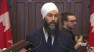 Federal Budget 2019: Liberals need to do more to address housing crisis, Singh says