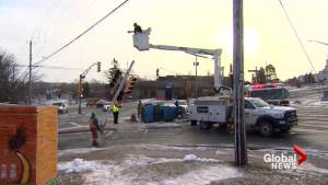 Community says intersection needs improvement after crash closes area for 2 hours during morning commute