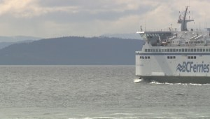BC Ferries long weekend overbooking chaos