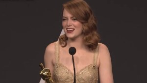 Emma Stone on her Best Actress win for 'La La Land,' and Best Picture mixup