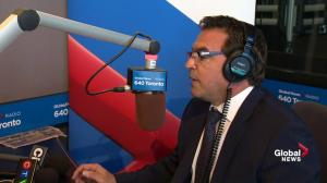Giorgio Mammoliti discusses provincial political run, says he has Doug Ford's support