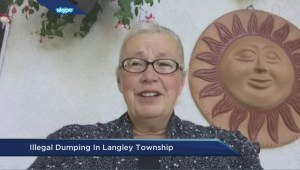 Illegal dumping becoming a problem in Langley Township