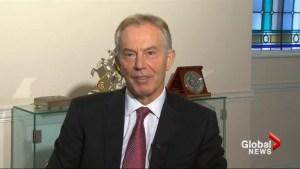 Former British PM 'very sad' by 'Brexit' referendum vote