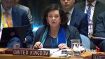 Britain's U.N.. ambassador accuses Russia of 'hostile foreign interference'