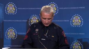 Calgary police define 'hate crime' according to Criminal Code