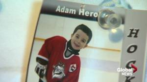 Remembering Adam Herold: the youngest Humboldt Bronco