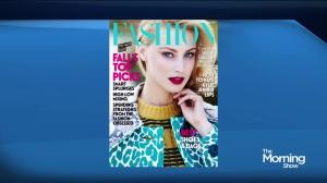 Sarah Gadon graces next cover of Fashion Magazine