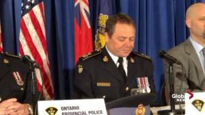 3 people arrested in breakup of major drug smuggling ring in Ontario