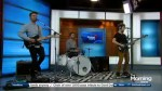 James Blonde performs 'Don't Lock the Door' on The Morning Show