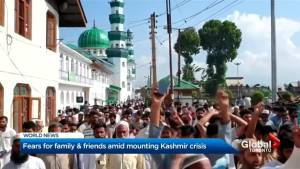 Kashmiri-Canadians concerned for family in conflict zone