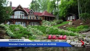 Maple Leafs legend Wendel Clark lists Muskoka cottage on Airbnb