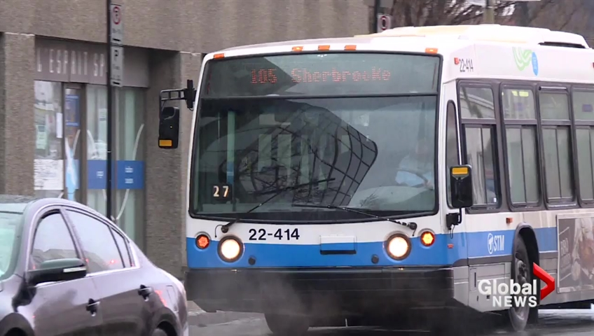STM forced to recall busses all across Quebec over safety concerns