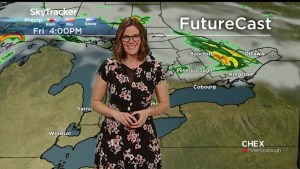 Details on your weekend forecast in Peterborough