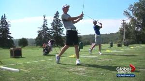 Up-and-comers on PGA Tour of Alberta started young