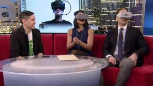 Experience VR at Reel2Real Film Festival (04:04)