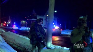 N.B. man facing weapons charges following standoff with police