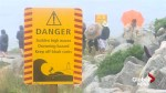 Are the warning signs at Peggys Cove enough?