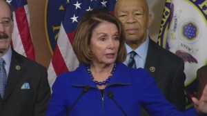 Dem. leader Pelosi calls for deeper inquiry into Flynn