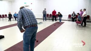 Saskatoon seniors staying active and social through sport