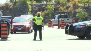 Detour cuts through neighbourhood causing frustration from locals