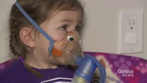 Mother pushes Ontario to fund 'breakthrough' cystic fibrosis treatment