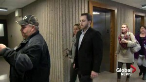 Jury finds Christopher Garnier guilty of second-degree murder in death of Catherine Campbell