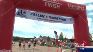 Mayerthorpe's Fallen 4 Marathon marks sombre anniversary