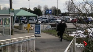 Vancouver International Airport closing its 'value' parking lot