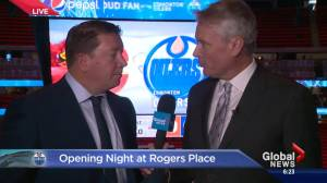 'Amazing job': Five-time Stanley Cup champ Jari Kurri weighs in on Rogers Place