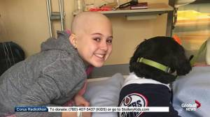Stollery Hospital patient shares story at 20th annual Corus Radiothon