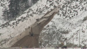 Highway 97 Slide Update