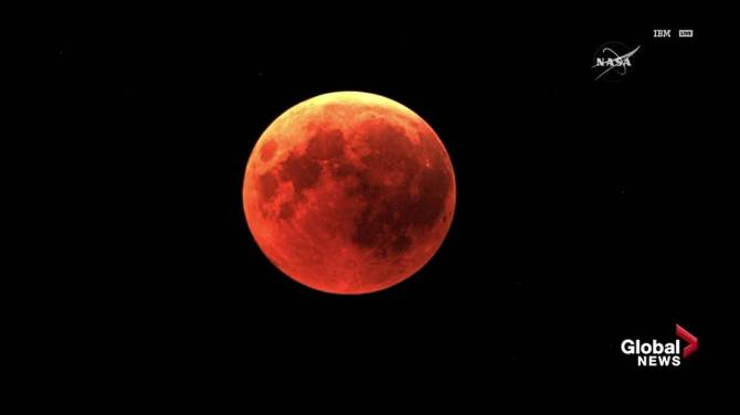blood moon 2018 europe - photo #40