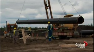 Feds quietly approve Northern Gateway pipeline