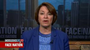 Klobuchar slams Trump's 'hot dish' diplomacy