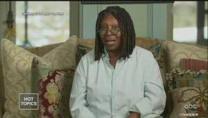 Whoopi Goldberg On Her Absence From 'The View'