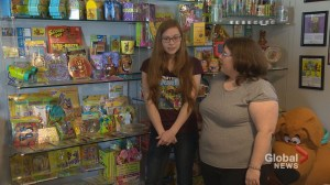 Calgary-area woman hoping to set world record with her Scooby-Doo collection