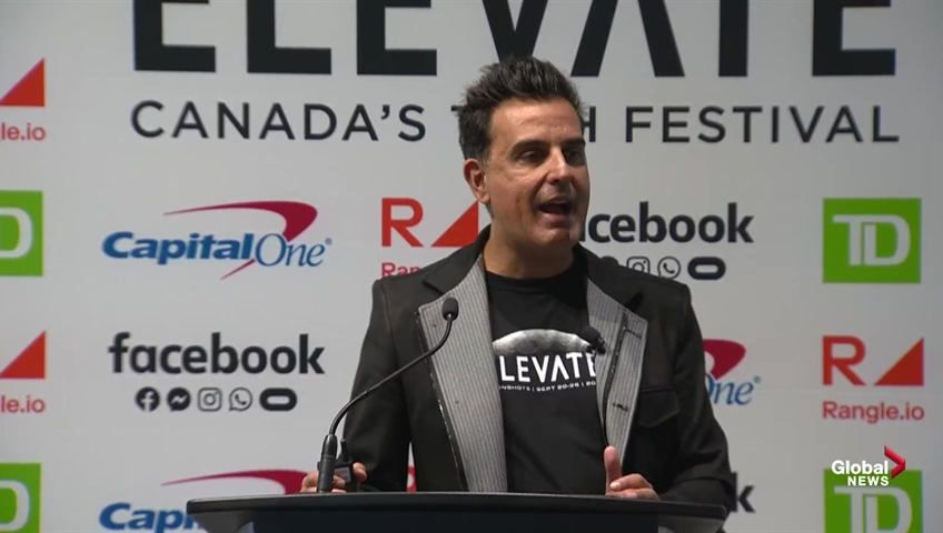 What to expect at the Elevate tech festival in Toronto