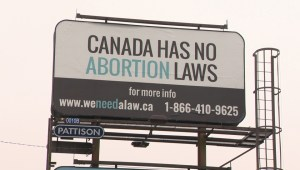 Anti-abortion billboard raising concerns in Dartmouth