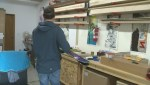 Vernon brothers turn hobby in ski manufacturing business