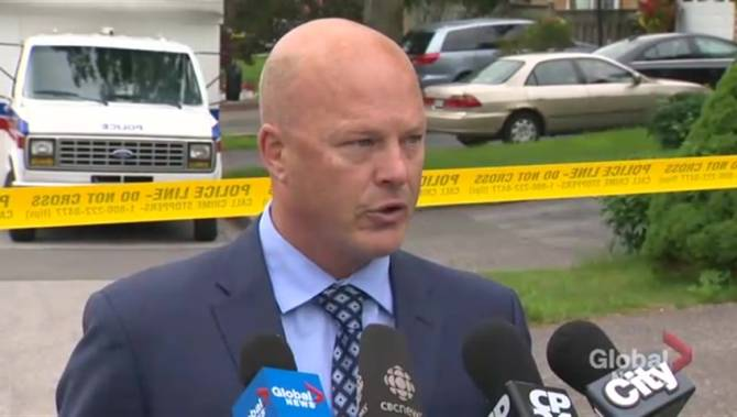 WATCH Toronto Police Identified 2 Male Victims In Fatal Backyard Birthday Party Shooting Scarborough