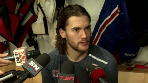 Montreal Canadiens react to win over Red Wings