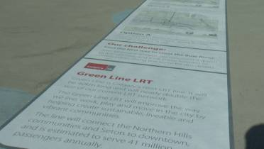 $1 95B Green Line LRT tunnel approved in principle by