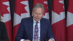 Bank of Canada downgrades Canada's 2019 growth forecast