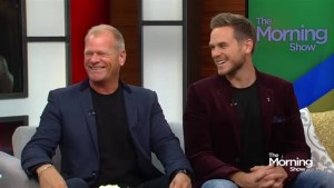 Mike Holmes Jr. and Sr. on running the family business on TV