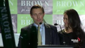 Ontario Municipal Election: Patrick Brown says city needs 'fair share'