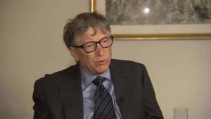 Bill Gates calls FBI, Apple conflict 'good debate' (01:03)