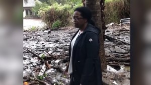 Oprah's home hit by deadly California mudslides