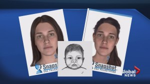 Calgary police use DNA technology to try and track down mother of baby found dead on Christmas Eve