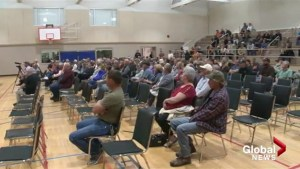 Opponents of national park proposal in South Okanagan host public meeting