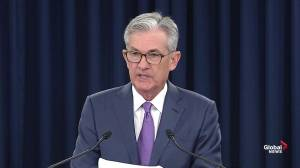 Federal Reserve announces cut to interest rate for first time in more than 10 years